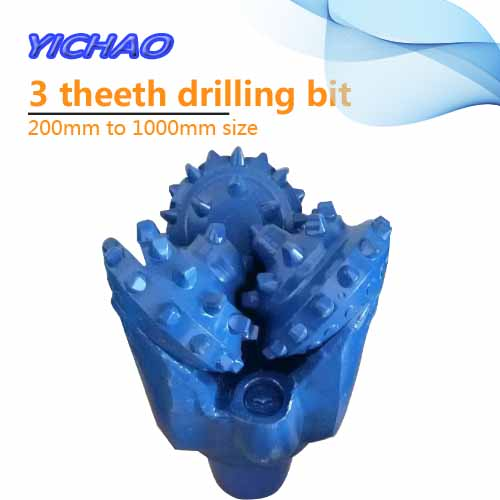 tricone drilling bit
