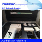 DCI digitrack Falcon F1 detector