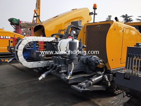 XZ450 HDD Drilling Machine