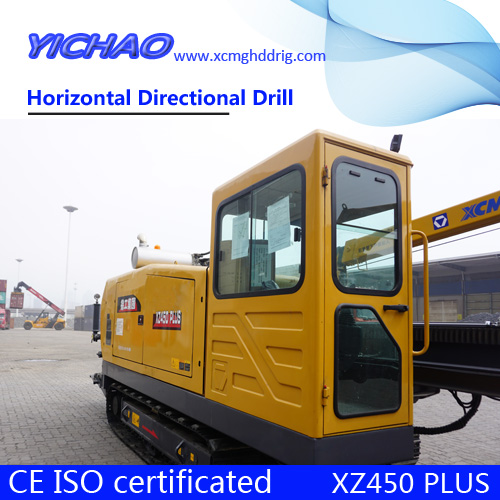 XCMG directional and horizontal drilling