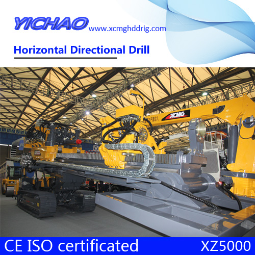 XCMG perforación horizontal y direccional