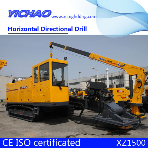 XCMG horizontal direct drilling