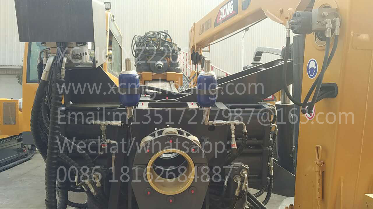XCMG horizontal directional driller