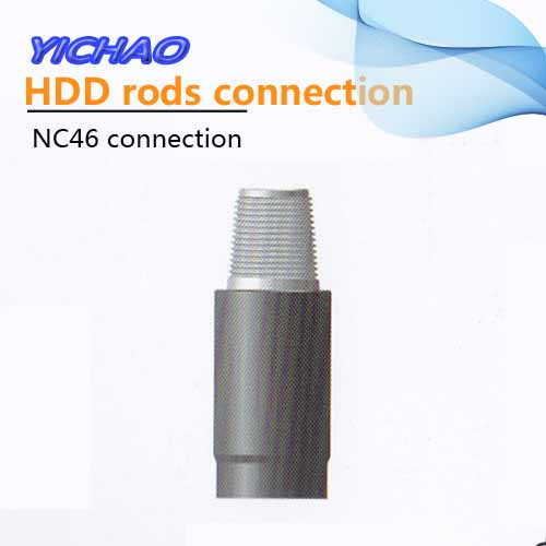 NC46 connection hdd rigging rigger