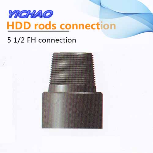 5 1/2 FH connection directional driller drilling rods
