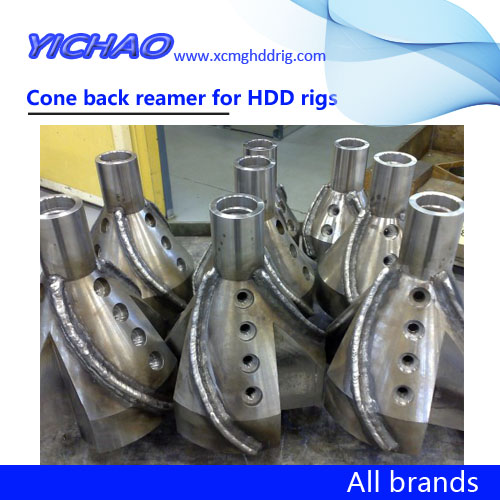 cone back reamer for hdd rigs