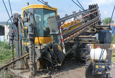 XZ320D Maschine