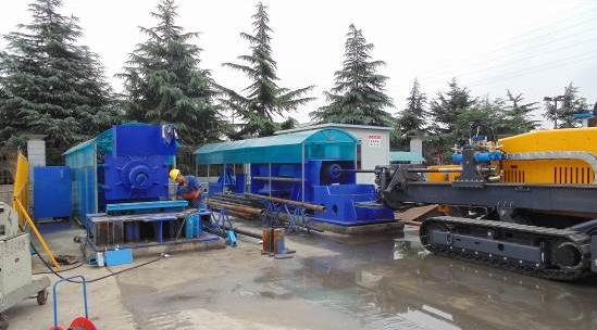 XZ200 horizontal directional drilling