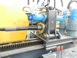 Máquina de perforación XZ200