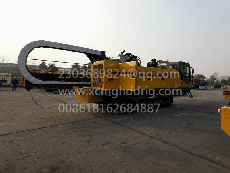 XCMG XZ1600 hdd rig