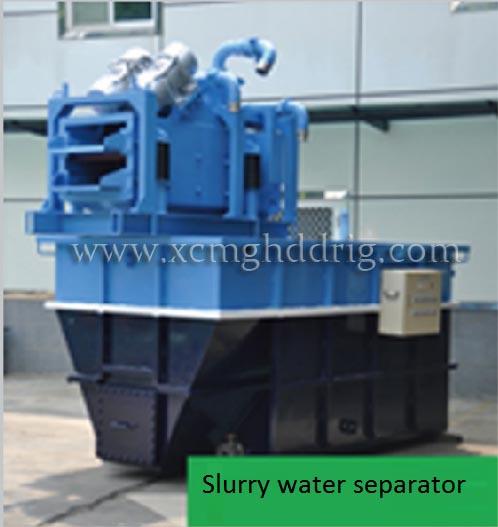 Сепаратор воды slurry для суспензии сбалансированной машины jacking трубы