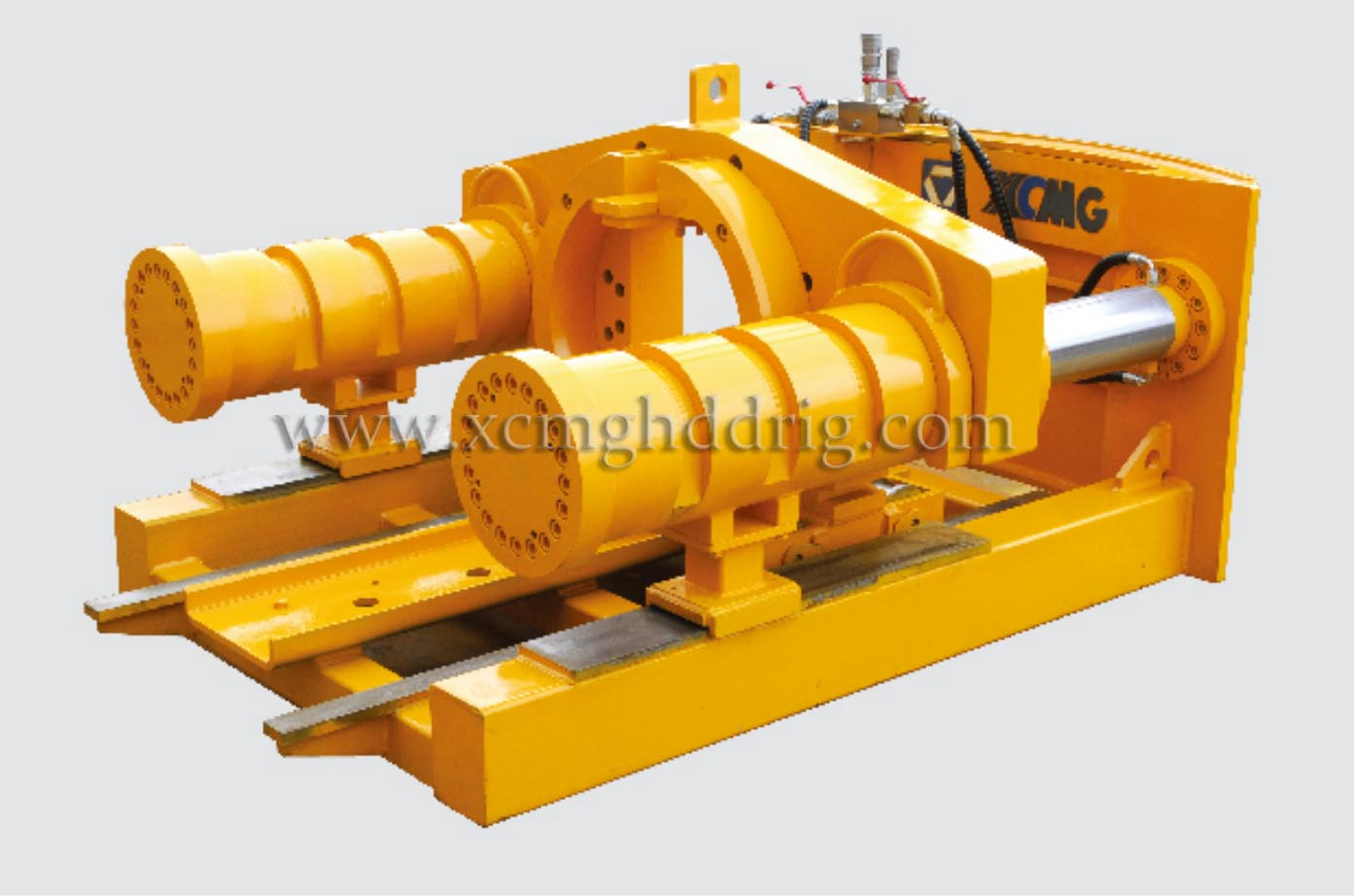 xdn500 GRP microtunnel machine