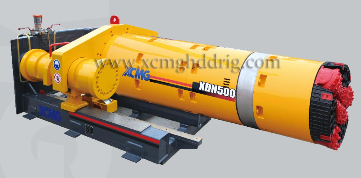 xdn500 Rock Pipe Jacking Machine