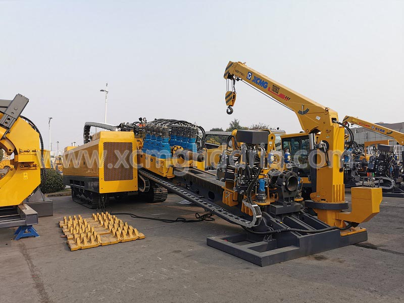 XCMG XZ5060 hdd drilling rig