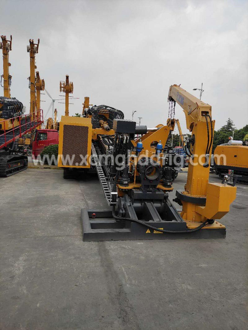 xcmg xz5060 directional drilling rig