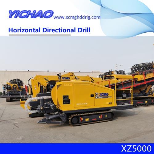 xcmg hdd máquina xz210