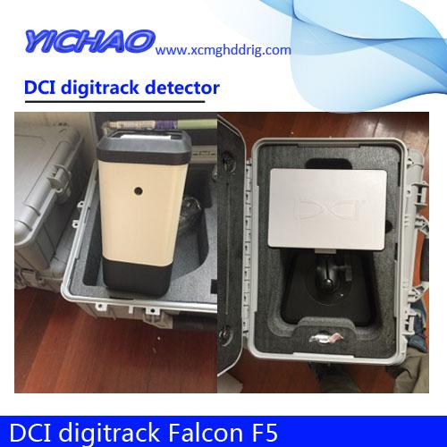 Instrumento de detección y la dirección de DCI Digitrack Falcon F5