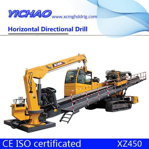 XZ450 HDD Drill Rig