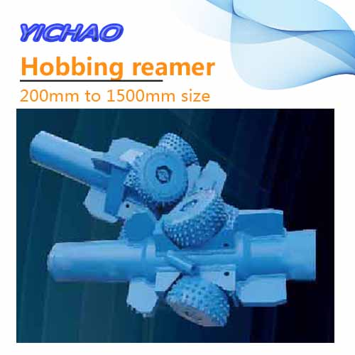 hobbing reamer for hdd rigs