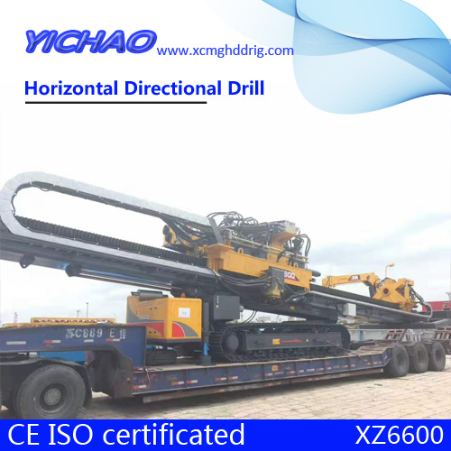 Dirección de la perforación horizontal de XCMG