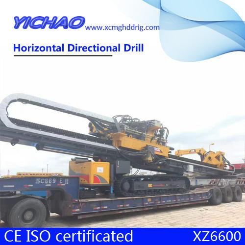xcmg horizontal drilling direction
