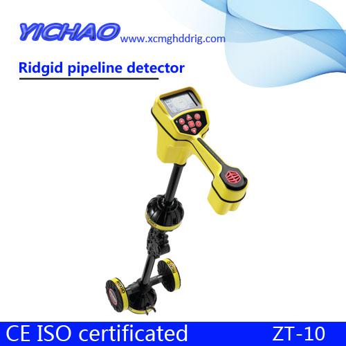 How Ridgid pipeline detector working?