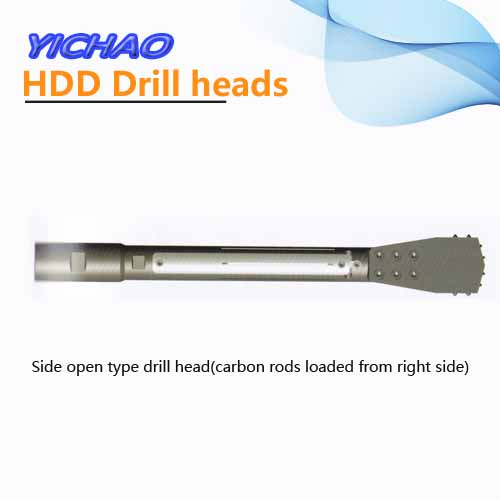HDD drill bits with teeth octagon connection