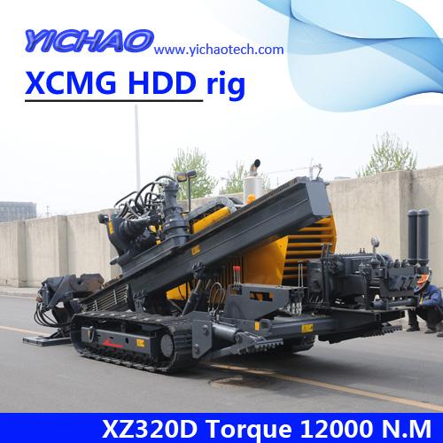 Taladro direccional horizontal XZ320D
