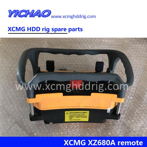 Fernbedienung von XZ680A HDD Rig
