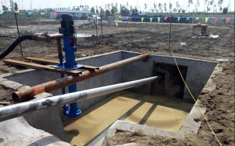 Trenchless technology for Opposite crossing