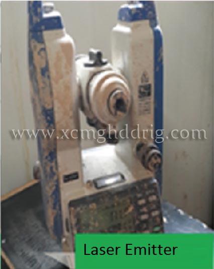 Лазерный излучатель для трубного оборудования для выхлама трубы