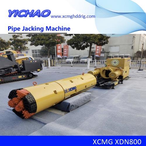 XCMG XDN800 Gülle-Balance-Rohrhebermaschine