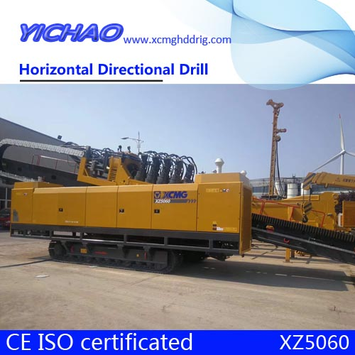 Установка XCMG X-5060 hdd