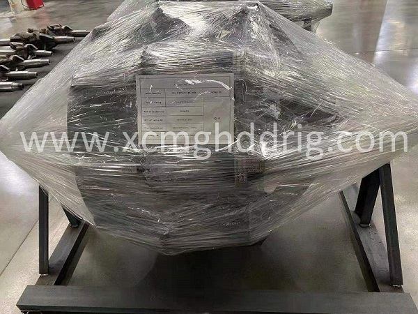 XCMG X-1600 рифленый задний ремер 1