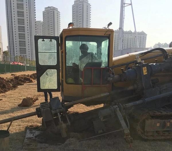 XZ420E XCMG Hdd máquina