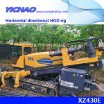 Máquina de perforación direccional horizontal XZ430E