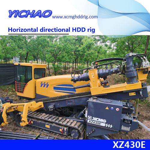 Horizontale Richtbohrmaschine XZ430E
