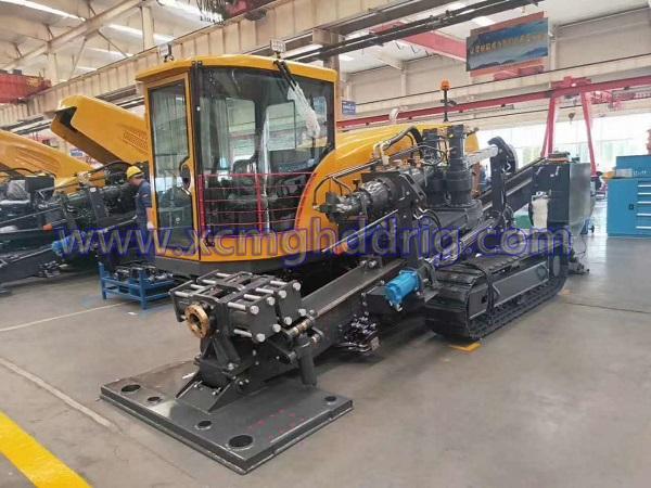 xz420e xcmg hdd máquina de perforación