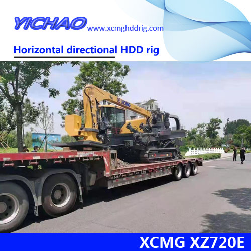 xcmg hdd rig supplier