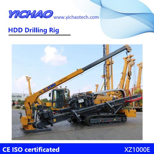 XCMG XZ1000E HDD Equipo de perforación direccional horizontal